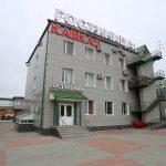 Гостиница Кавказ